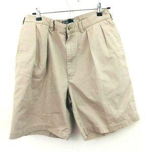 Polo Ralph Lauren Tyler Khaki Shorts 35